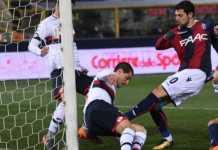 Mattia Destro - Bologna vs Genoa