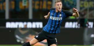 Pemain Inter Milan, Milan Skriniar, bantah ingin tinggalkan Nerazzurri dan gabung dengan Manchester United atau Manchester City.