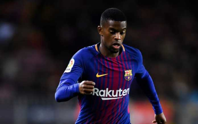 Barcelona kehilangan bek kanan andalannya, Nelson Semedo, selama lima pekan ke depan akibat cedera.