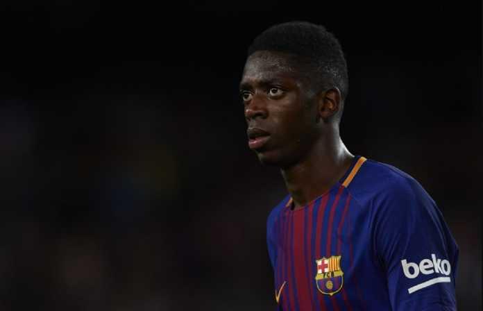 Ousmane Dembele absen dalam sesi latihan Barcelona di awal pekan ini, akibat alami masalah dengan perutnya.