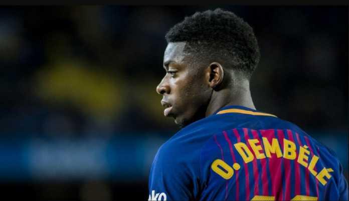 Barcelona sampai harus siapkan koki khusus untuk hentikan kebiasaan Ousmane Dembele makan fast food.