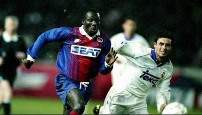 PSG pernah comeback setelah dikalahkan Real Madrid di Liga Champions - saat itu Uefa Cup, di tahun 1993 silam.