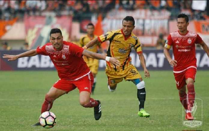 PSMS dan Persija akan bertemu di tempat netral di semifinal Piala Presiden 2018 ini, kedua tim pun sama-sama mengejar hasil maksimal.