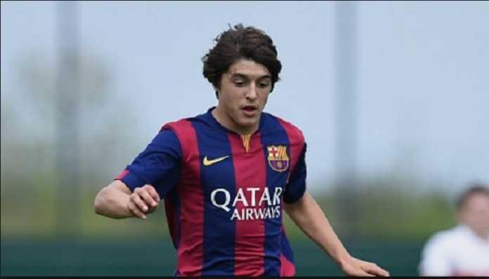 Manchester United dan Manchester City disebut-sebut mengincar bintang muda Barcelona, Pablo Moreno.