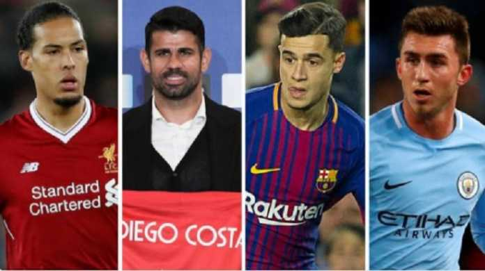 Barcelona jadi tim paling boros di bursa transfer kali ini, berbeda dengan Real Madrid yang sama sekali tak datangkan pemain baru.
