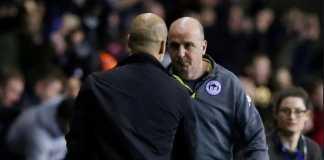Pelatih Wigan Athletic Paul Cook girang bukan kepalang saat timnya berhasil kalahkan Manchester City dan berhak melaju ke fase berikutnya ajang FA Cup musim ini.