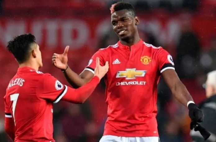 Paul Pogba diperkirakan harus hadapi dua masalah setelah kedatangan Alexis Sanchez ke Manchester United.