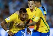 Paulinho dan Philippe Coutinho jadi dua pemain dalam daftar 15 pemain yang sudah dipanggil Timnas Brasil.