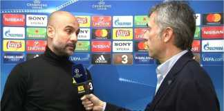 Pep Guardiola menyampaikan optimisme-nya bahwa Manchester City akan lolos ke perempat final Liga Champions musim ini.