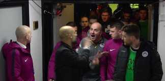 Fans Manchester United desak Pep Guardiola dihukum seperti halnya Jose Mourinho, setelah pelatih Manchester City bertengkar dengan pelatih Wigan, Paul Cook, selama dan setelah laga FA Cup.