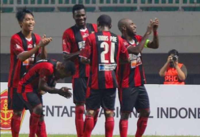 Persipura Jayapura disebut-sebut beraroma Afrika di Liga 1 Indonesia/2018, karena telah kedatangan 1 pemain asal Afrika dan menunggu 2 orang lagi yang juga berasal dari Afrika.