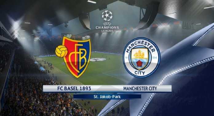 Manchester City tandang ke markas FC Basel di leg pertama babak 16 besar Liga Champions, Rabu (14/2) dinihari WIB.