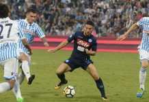Prediksi Napoli vs SPAL - Liga Italia