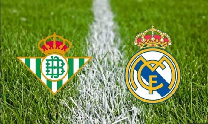 Real Madrid tandang ke markas Real Betis pada Senin (19/2) dinihari WIB.