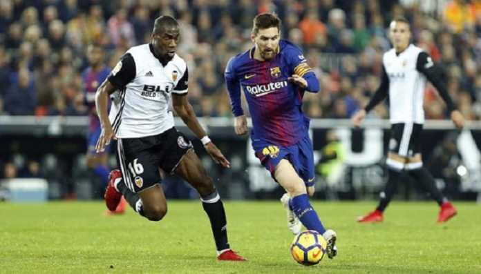 Barcelona akan berlaga di markas Valencia pada leg kedua semifinal Copa del Rey, Jumat (9/2) dinihari WIB.