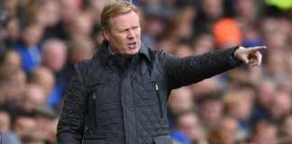 Eks pelatih Everton, Ronald Koeman, akhirnya resmi teken kontrak sebagai pelatih Timnas Belanda yang baru.