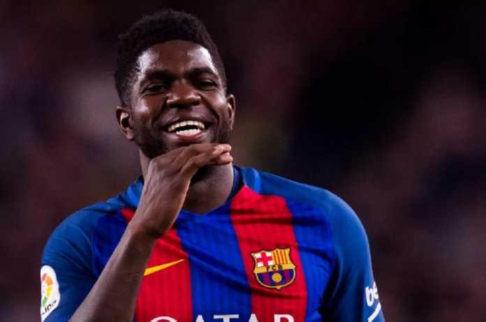 Samuel Umtiti minta kenaikan gaji yang cukup mencengangkan setelah Manchester United datang dan sodorkan tawaran menggiurkan, Januari lalu.