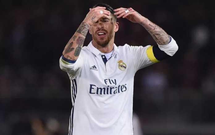 Real Madrid akan tampil tanpa Sergio Ramos di pertandingan La Liga berikutnya melawan Deportivo La Coruna akhir pekan ini.