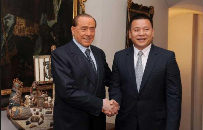 Pemilik AC Milan Li Yonghong dinyatakan bangkrut dan akan segera menjual asetnya di situs Ebay-nya China, Taobao.