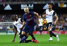 Ernesto Valverde menilai Barcelona layak lolos ke final Copa del Rey.