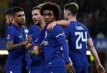 Willian yakin Chelsea bisa kalahkan raksasa Catalan, Barcelona, saat kedua tim bertemu di leg pertama babak 16 besar Liga Champions pekan depan.