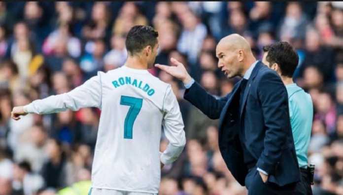 Zinedine Zidane yakin dua pemainnya, CR7 dan Gareth Bale, akan bawa Real Madrid bangkit di paruh ke dua musim ini.