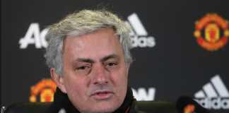 Jose Mourinho ungkapkan, enam pemain Manchester United akan absen di kandang Crystal Palace akhir pekan ini.