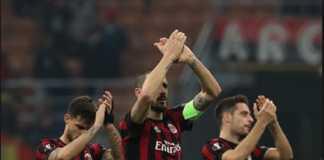 Kapten AC Milan Leonardo Bonucci katakan skuad Rossonerri takut hadapi Arsenal hingga mereka kandas di leg pertama babak 16 besar Liga Europa, Jumat (9/3) dinihari tadi.
