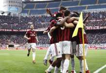 AC Milan vs Chievo, Liga Italia