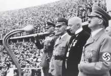 Adolf Hitler, Olympic 1936