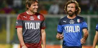 Legenda Italia, Andrea Pirlo, buka peluang jadi staf pelatih Timnas Inggris.