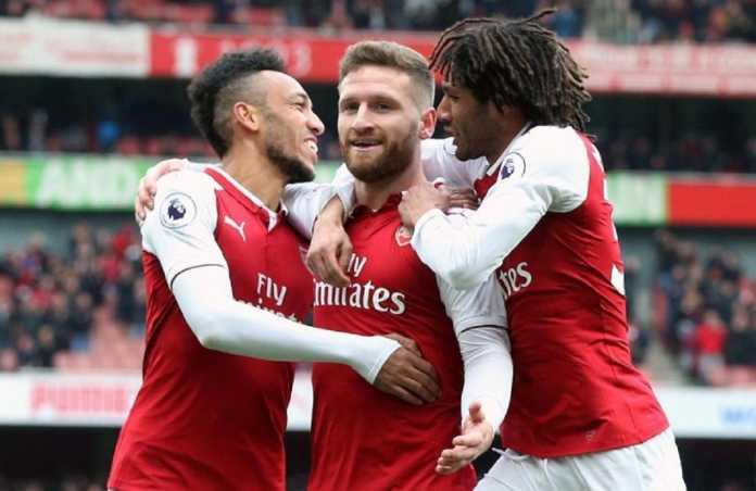 Arsenal terancam bermain tanpa Shkodran Mustafi saat the Gunners menjamu AC Milan pekan ini, setelah pemain asal Jerman itu alami cedera dalam laga melawan Watford akhir pekan kemarin.