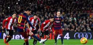 Barcelona siapkan trisula baru saat menjamu Athletic Bilbao di Camp Nou, Minggu (18/3) malam pukul 22.15 WIB.