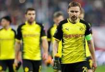 Borussia Dortmund vs Hannover, Liga Jerman