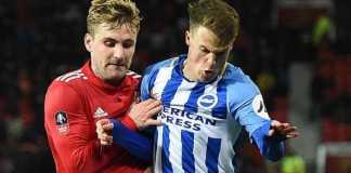 Chelsea siap tampung bek Manchester United, Luke Shaw, jika pemain muda Timnas Inggris itu benar-benar akan tinggalkan Old Trafford musim depan.