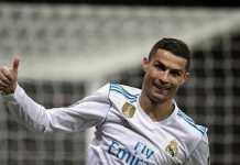 Cristiano Ronaldo desak Real Madrid untuk datangkan Mohamed Salah dari Liverpool pada musim panas mendatang.