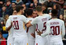 Crotone vs AS Roma, Liga Italia
