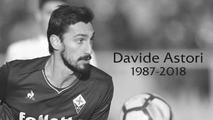 Fiorentina dan Cagliari pensiunkan nomor punggung 13 yang pernah dipakai Davide Astori, bek Italia yang meninggal dunia Minggu (4/3) lalu.