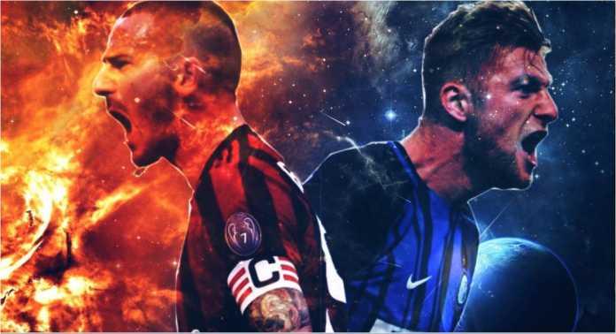 Derby della Madonnina pada Senin dinihari WIB ditunda karena kematian mendadak kapten Fiorentina Davide Astori, dan seluruh laga Serie A dibatalkan untuk memberi penghormatan atasnya.