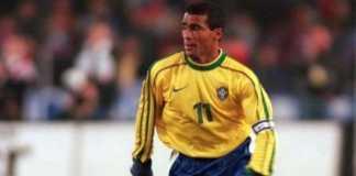 Eks bintang Brasil di Piala Dunia 1994, Romario, jadi kandidat gubernur Rio de Janeiro.
