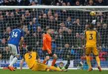 Everton vs Brighton, Liga Inggris