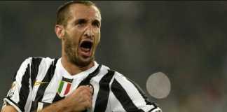 Bek Juventus, Giorgio Chiellini, dipastikan bisa bermain dalam laga melawan AC Milan dan Real Madrid, meski pekan ini harus absen dari Timnas Italia.