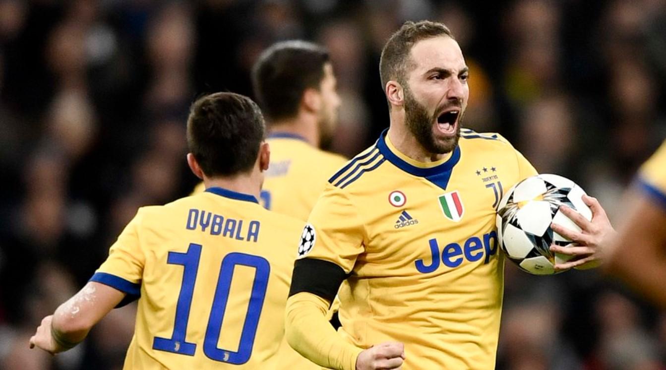 DRAMATIS! Juventus Singkirkan Tottenham Hotspur dari Liga Champions