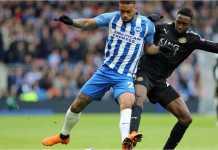 Brighton vs Leicester City pada Sabtu malam berlangsung sangat ketat dengan dominasi bola seimbang