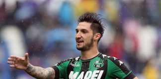 Hasil Sassulo vs Napoli, Matteo Politano