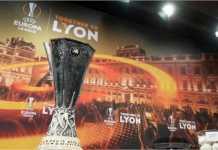 Pengundian babak perempat final Liga Europa berlangsung Jumat malam di Nyon, Swiss