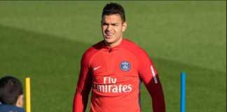 Penyerang menganggur di PSG, Hatem Ben Arfa, akan pindah ke Leicester City dengan status bebas transfer musim depan.
