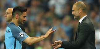 Bintang Manchester City, Ilkay Gundogan, puji taktik sang pelatih, Pep Guardiola, sebagai tak ada duanya.