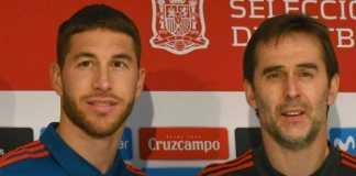Sergio Ramos berambisi jadi pemain dengan caps terbanyak di Timnas Spanyol.