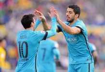 Luis Suarez bisa membela Barcelona di laga kontra Atletico Madrid akhir pekan ini, setelah berhasil jalani laga di kandang Las Palmas tanpa kartu kuning, yang akan menjadi kartu kuningnya yang ke-5 musim ini.